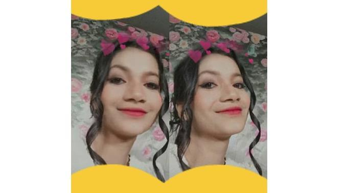 Biasa Natural, Ini 6 Pesona Ratu Sofya dengan Makeup Tebal (sumber: Instagram.com/ratusfy_)