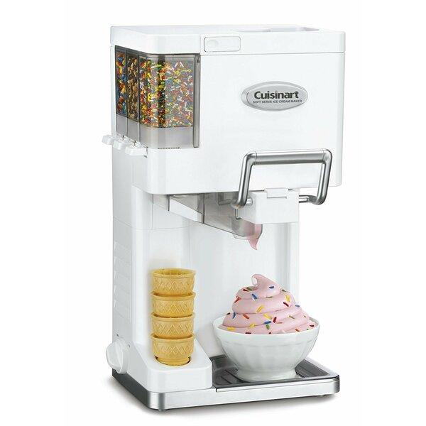 Cuisinart Mix It In Soft Serve Ice Cream Maker