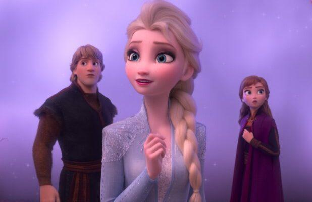 'Frozen II' Adds $15 Million on Thanksgiving, Weekend Estimates at $134 Million