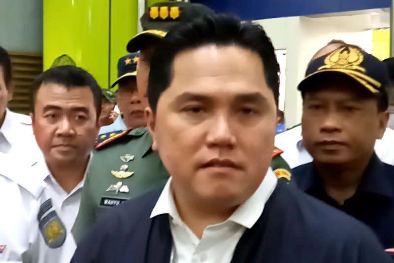 Erick Thohir sebut rumah sakit BUMN di daerah siap hadapi Corona