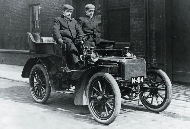 August 28: Charles Rolls, co-founder of Rolls-Royce, was born on this date in 1877