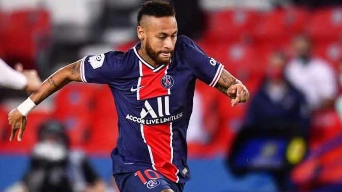 Neymar Memang Kelas, Tapi Tingkahnya Seperti Badut