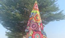 南市各區公所精美特色花燈喜迎十週年西拉雅廣場花燈饗宴邀您共賞