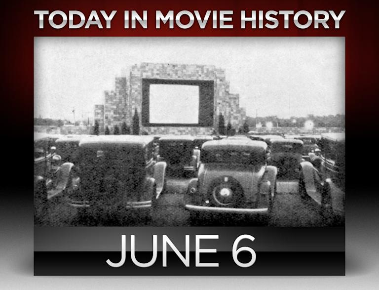 Today in Movie History, June 6
