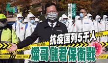 【島國宮鬥劇36】抗疫匡列5千人 燦哥儲君保衛戰
