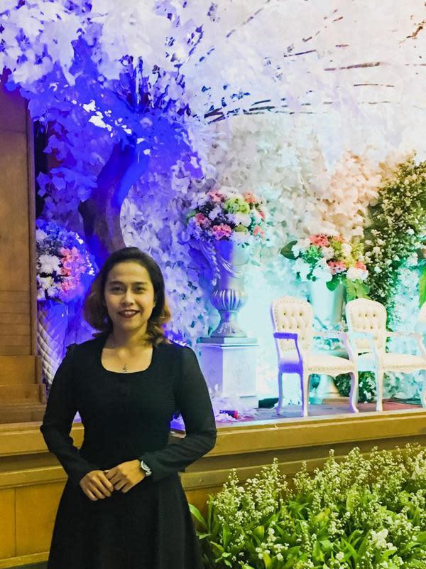 Lima tahun bekerja di dunia hiburan sebagai wedding singer, Fairisqian kini mengembangkan usaha barunya, Nude's Snack. | dok. Fairisqian