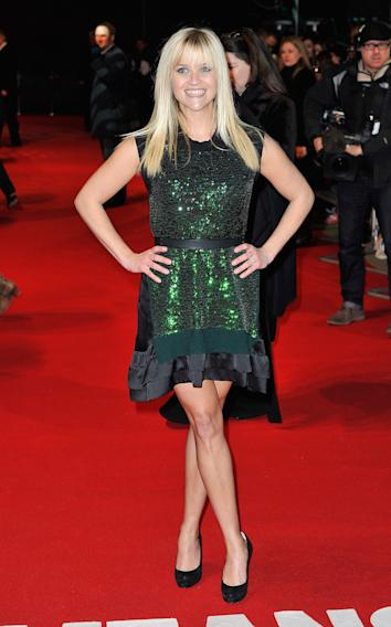 This Means War - UK Premiere - Outside Arrivals