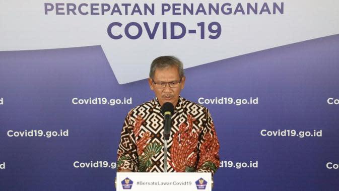 Kasus COVID-19 Terus Bertambah, Jubir Yuri: Faktor Utamanya Tidak Disiplin Pakai Masker
