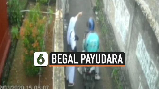 VIDEO: Pelaku Begal Payudara di Ciracas Jaktim Ditangkap