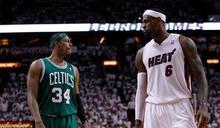 NBA/談2012年東決G6的神祕體驗 詹皇:外力無法干擾我