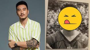 沒砸台灣第一帥招牌 王陽明16歲照萬人氣暈:帥到沒朋友