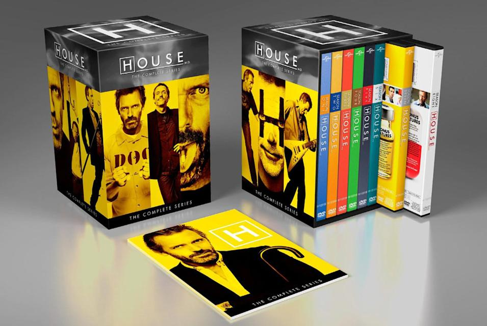 """House: The Complete Series"" (Universal Home Entertainment)"