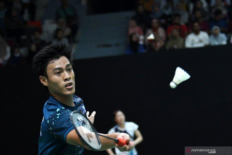 Indonesia kehabisan wakil tunggal putra di All England 2020