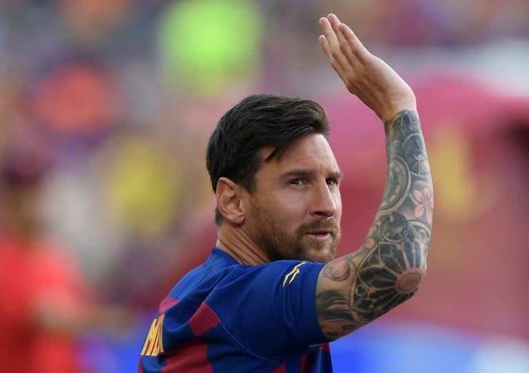 Top European clubs circle as Messi calls time at Barcelona