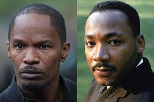Jamie Foxx, Oliver Stone Eye Martin Luther King Biopic at DreamWorks, Warners (Exclusive)