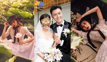 陳自瑤再拍婚照迎接39歲生日 網友嚇親:P到唔認得、佢同邊個結婚?!