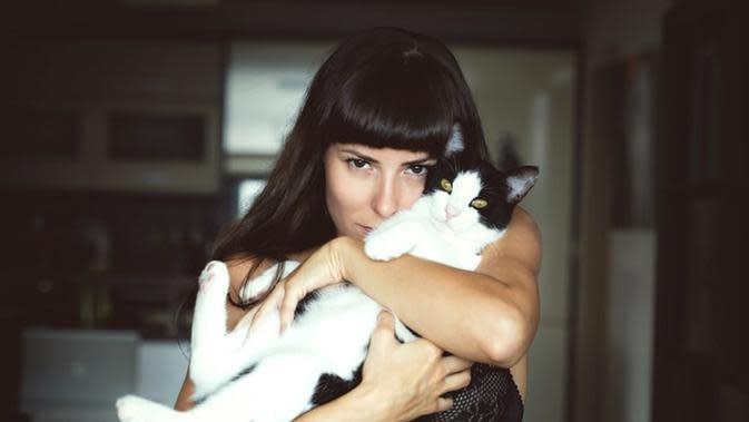 Ilustrasi kucing (dok.unsplash/ Milada Vigerova)