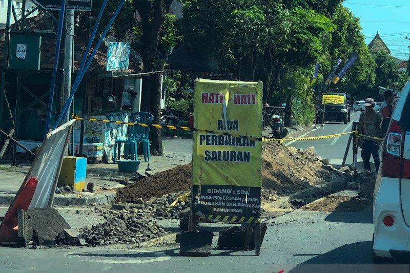Sejumlah pekerjaan fisik dibiayai DAK di Yogyakarta terpaksa ditunda