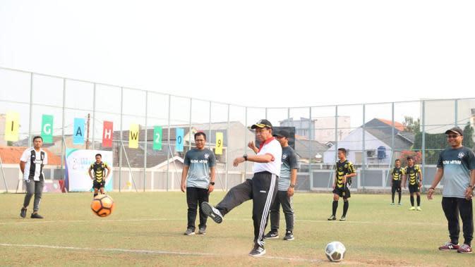 Menpora Apresiasi Liga HW Muhamadiyah 2019 Sebagai Pembinaan Pemain Muda