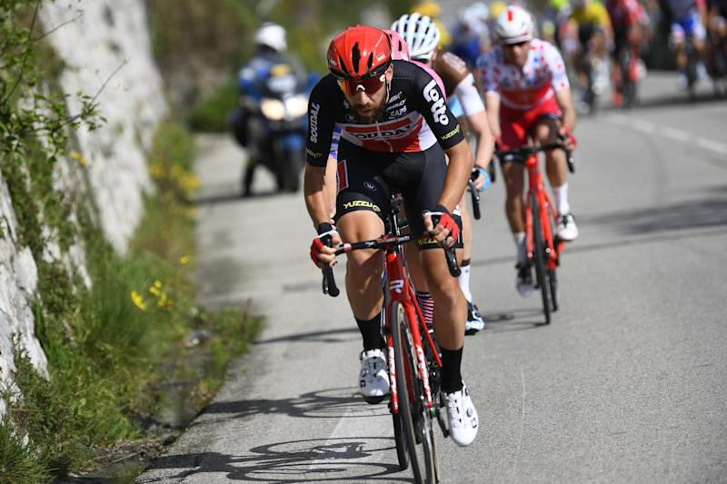 Paris Nice 2020 78th Edition 7th stage Nice Valdeblore La Colmiane 1665 km 14032020 Thomas De Gendt BEL Lotto Soudal photo Nico VereeckenPNBettiniPhoto2020