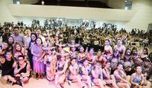 高市府勞工局舉辦移工舞蹈比賽,吸引民眾熱情參與