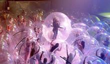 美國樂團「泡泡演唱會」開唱!防疫也可以是件很搖滾的事