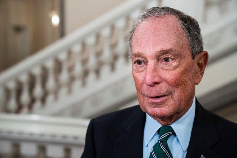 Bloomberg pertimbangkan bertarung di pemilihan presiden Demokrat 2020