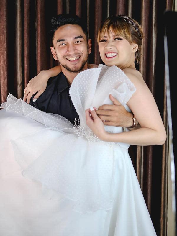 Chika Jessica dan Amec Aris (Instagram/chikajessica88)