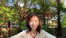 翁虹13歲女初長成 變身大眼美少女