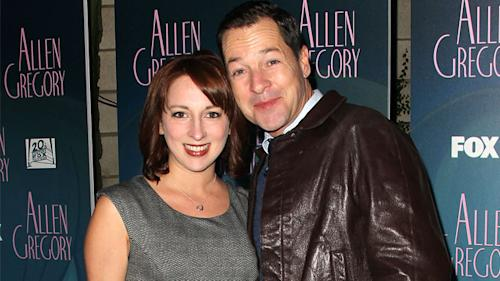 French Stewart Becomes First-Time Dad