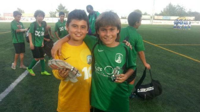 Luka Romero , salah seorang pemain yang dianggap sebagai titisan Lionel Messi (mundodeportivo)