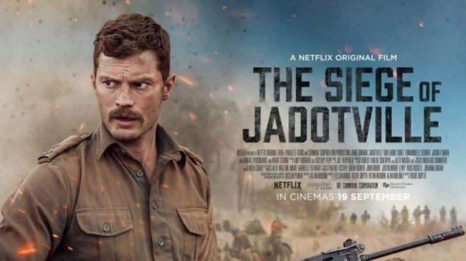 VIVA Militer: Poster film The Siege of Jadotville