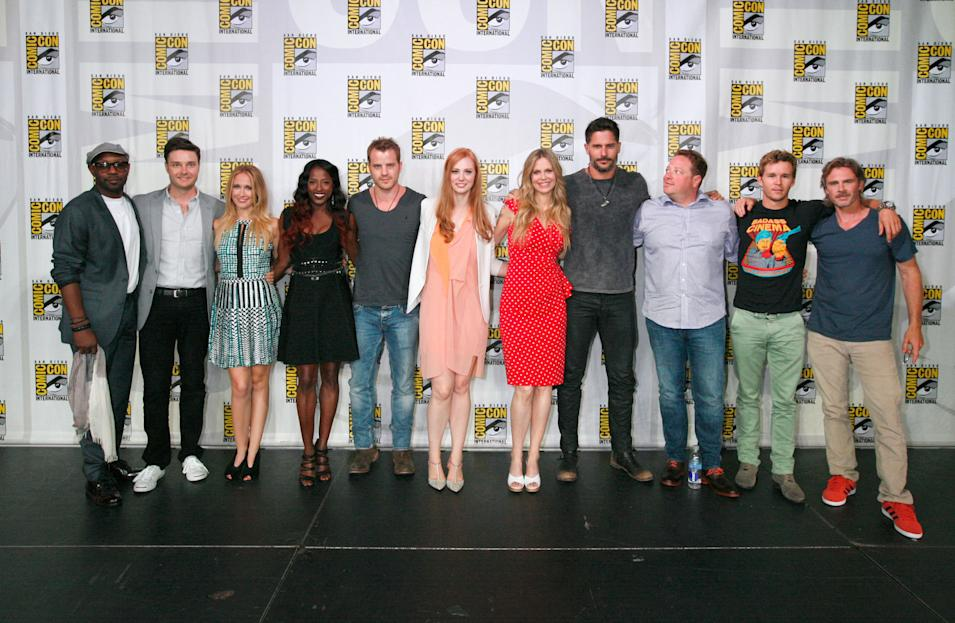 "HBO's ""True Blood"" Panel"