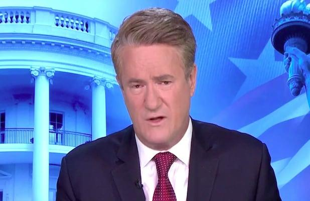 Joe Scarborough on Staggering New Coronavirus Death Projections: 'Good Lord!' (Video)
