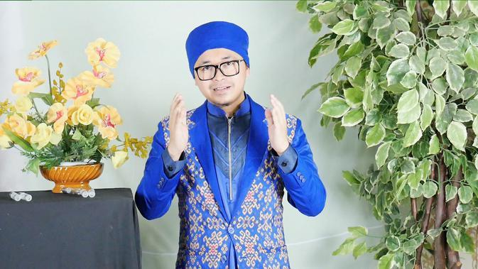 "Mendapatkan Nilai Terendah Atas Tausiyahnya Mengenai ""Bersama Allah Wabah Pasti Berlalu"", Hafidz (Banten) Dapatkan Wassalam dari BerAKSI di Rumah Saja. (Indosiar)"