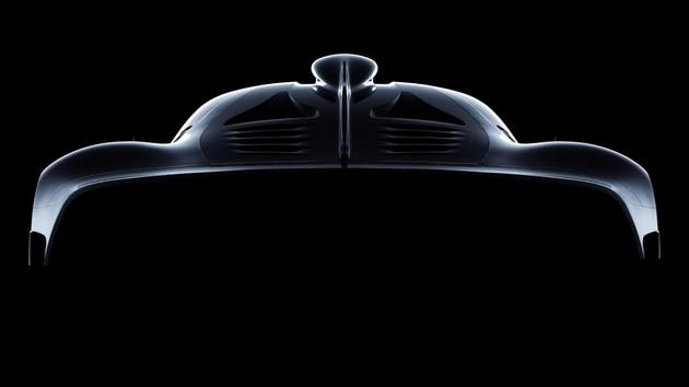 Mercedes-AMG全新超跑命名「Project One」馬力突破1000匹