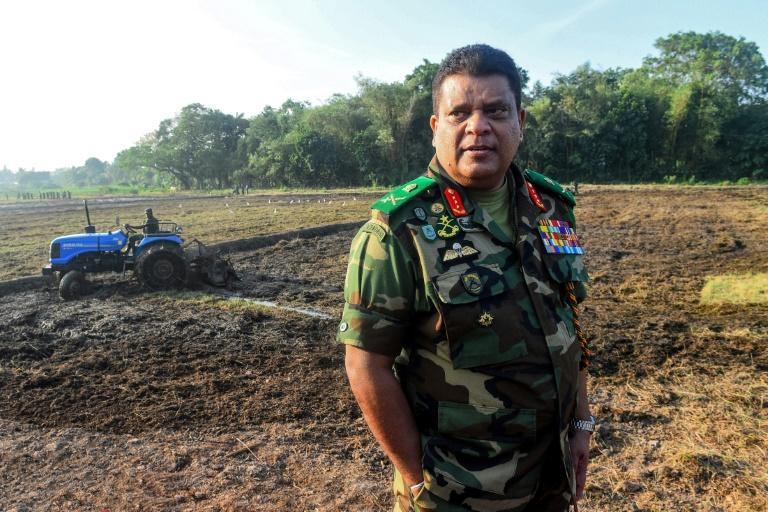 Washington barred Sri Lankan army chief Shavendra Silva over alleged war crimes linked to the ending of the civil war
