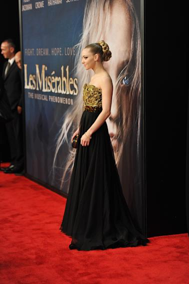 """Les Miserables"" New York Premiere"