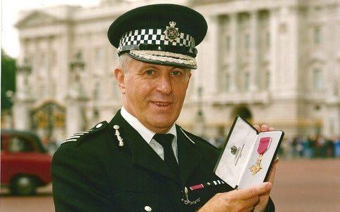 Edgar Maybanks OBE