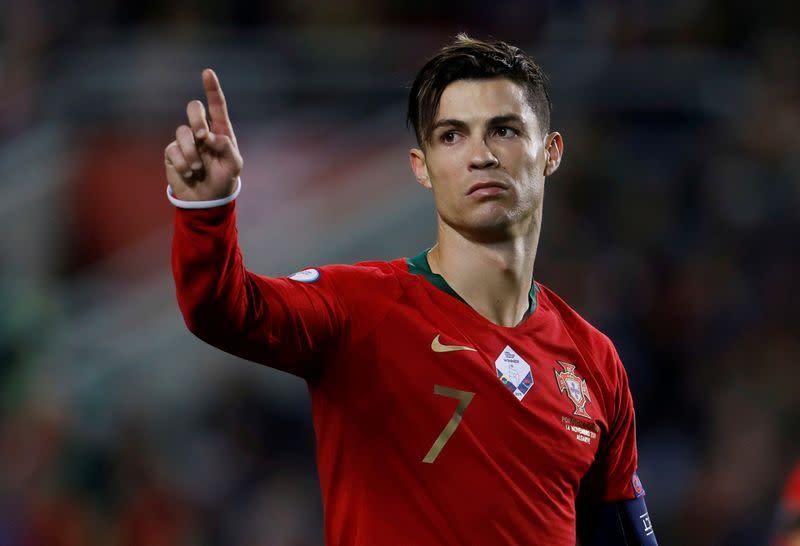 Ronaldo out of Portugal's match against Croatia
