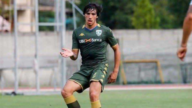 Juventus Ramaikan Perburuan Sandro Tonali