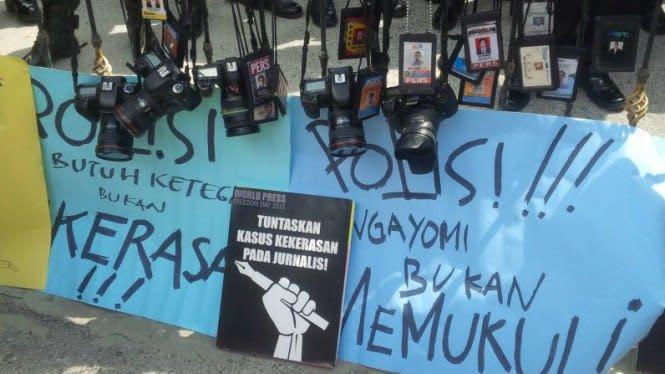 AJI Jakarta: Usut Dugaan Ancaman Pembunuhan Terhadap Jurnalis Detikcom