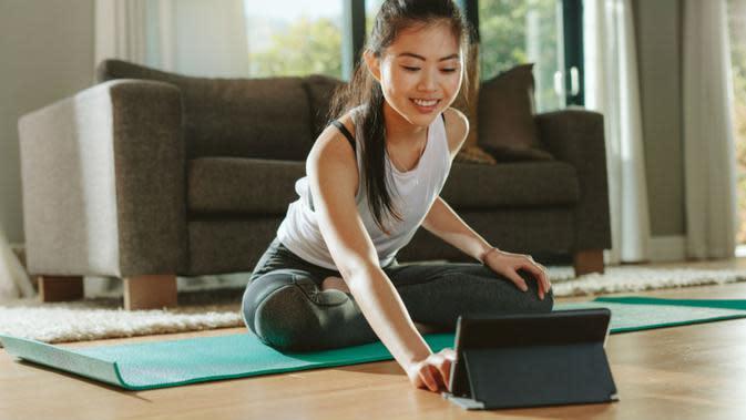 Pilihan Olahraga Barengan Selama Wajib di Rumah Aja