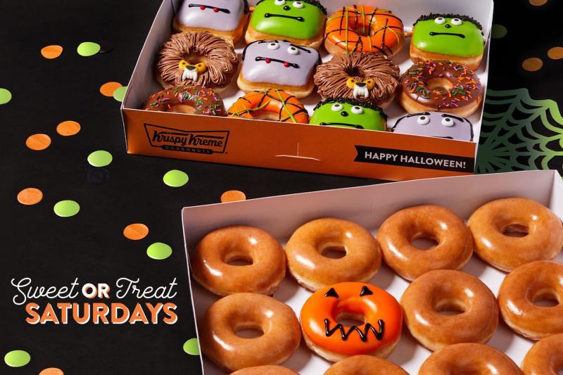 Photo credit: Krispy Kreme