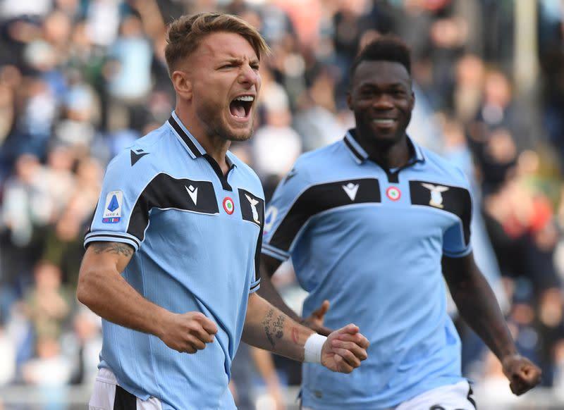 Serie A - Lazio v SPAL