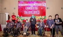 全國身心障礙國民運動會頒獎典禮 鄭文燦鼓勵身障朋友展現才華