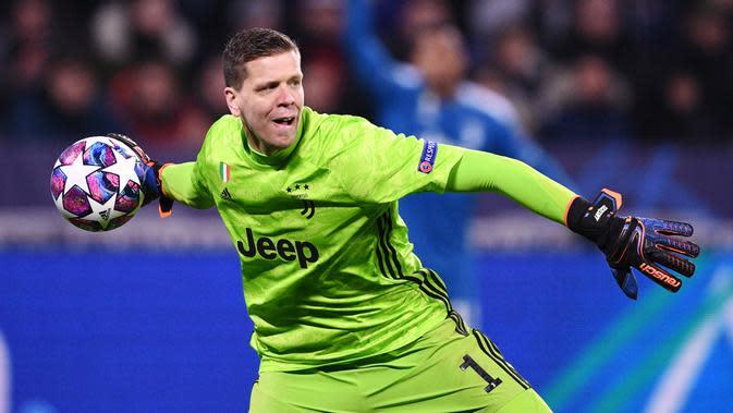 9. Wojciech Szczesny: 6,5 juta euro per tahun. (AFP/Franck Fife)