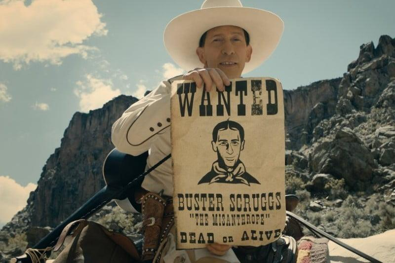 Shot from The Ballad of Buster Scruggs