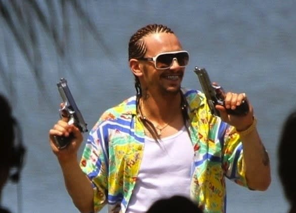 WATCH: Look At This S#&t! James Franco Inspires 'Oz'-'Spring Breakers' Mash-Up