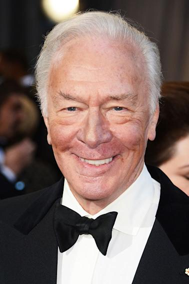 85th Annual Academy Awards - Arrivals: Christopher Plummer